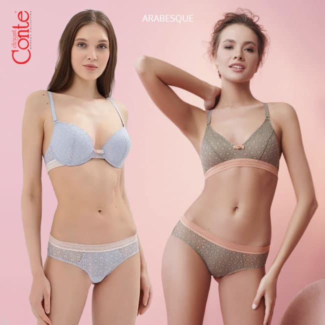 New items in the Trend line from CONTE LINGERIE