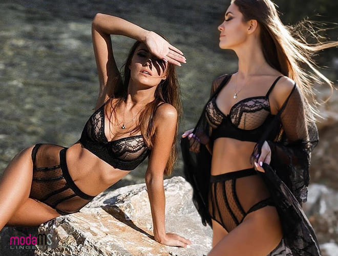 INCANTO. The AMORE line from the fall 2018 collection