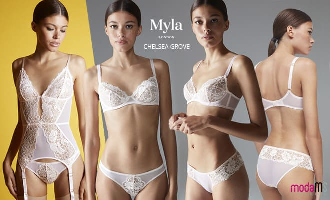 New collection MYLA SS19