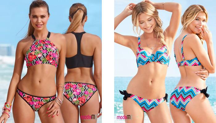 New items of swimwear RAINBOW summer 2018
