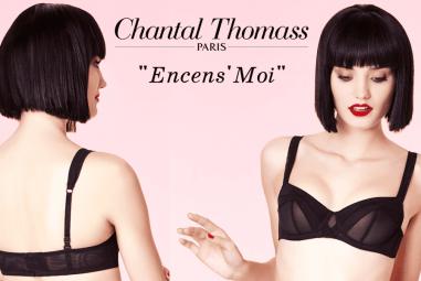Обзор комплекта белья «Encens'Moi» от Chantal Thomass