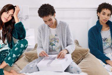 Пижамные комплекты-тройки от Etam