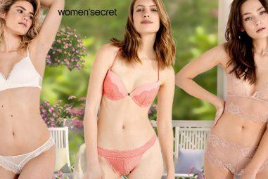 Новая коллекция WOMEN'SECRET Лето 2018